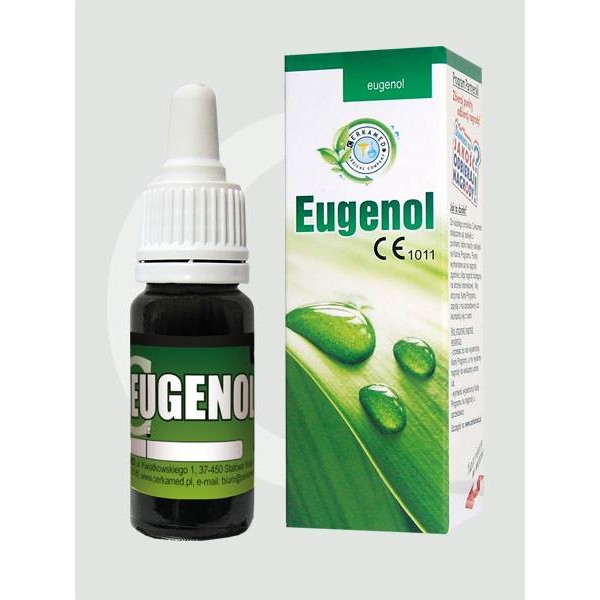 Eugenol - Lichid pentru preparea pastelor - 10 g