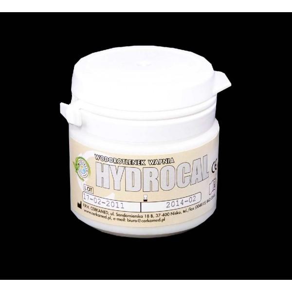 Hydrocal - Hidroxid de Calciu pudra pentru prepararea pastelor - 10 g